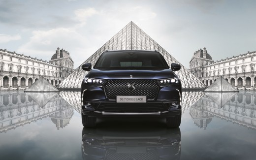 DS 7 Crossback Louvre 2020 5K