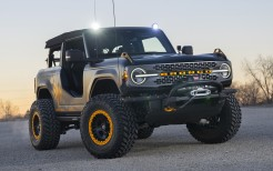 Ford Bronco Badlands Sasquatch 2-Door Concept 2020 5K