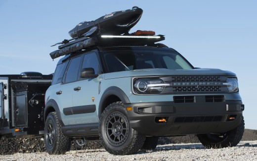 Ford Bronco Sport by MAD Industries 2020 5K