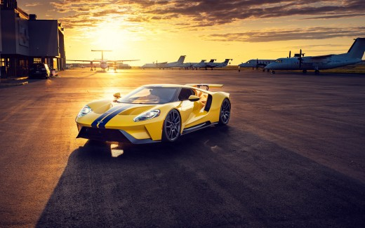 Ford GT 4K 2