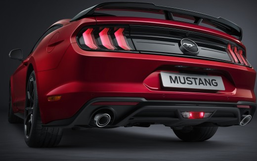 Ford Mustang EcoBoost SIP 5K 2