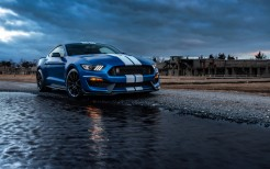 Ford Mustang Shelby GT500 4K