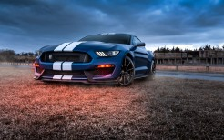 Ford Mustang Shelby GT500 4K 2