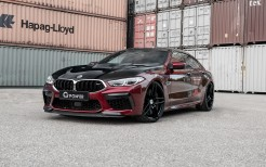 G-Power BMW M8 Competition Gran Coupé 2020 5K