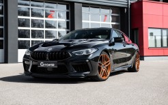 G-Power BMW M8 Competition Gran Coupé 2020 5K 2