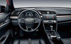 Honda Civic 220 Turbo Hatchback 2020 4K Interior