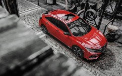 Honda Civic 220 Turbo Hatchback 2020 5K