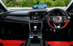 Honda Civic Type R 2021 5K Interior