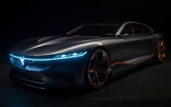 Italdesign Voyah i-Land Concept 2020 5K 2