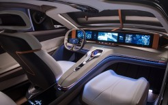 Italdesign Voyah i-Land Concept 2020 5K Interior