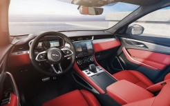 Jaguar F-Pace R-Dynamic 2020 5K Interior