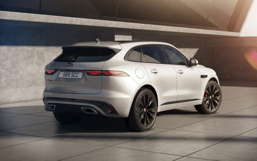 Jaguar F-Pace R-Dynamic Black Pack 2020 5K 2