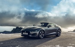 Jaguar F-Type P300 Coupe First Edition 2020 4K