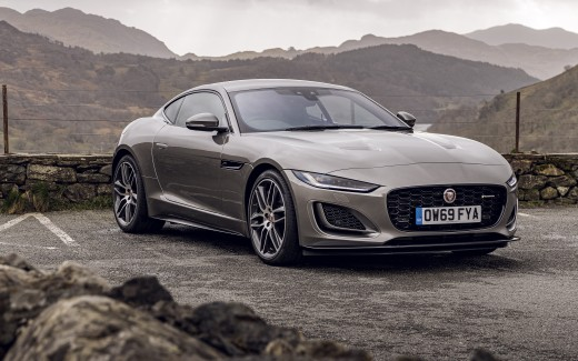 Jaguar F-Type P450 R-Dynamic 2020 5K