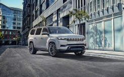 Jeep Grand Wagoneer Concept 2020 4K 2
