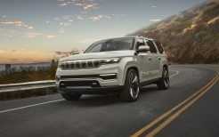 Jeep Grand Wagoneer Concept 2020 4K 3