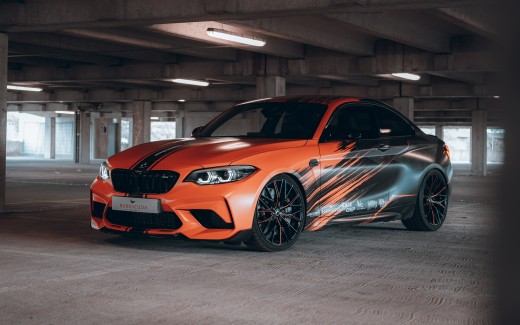 JMS BMW M2 Competition 2020 5K