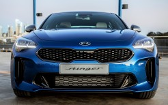 Kia Stinger GT Night Sky Edition 2020 5K