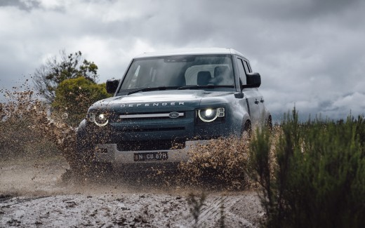 Land Rover Defender 110 P400 SE 2020 5K 2