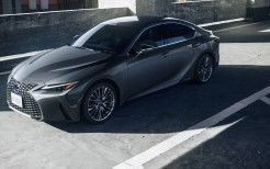 Lexus IS 300h 2021 5K