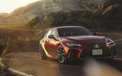Lexus IS 350 F SPORT 2021 5K 3