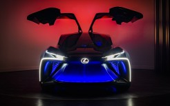 Lexus LF-30 Electrified 5K 2020 2