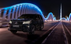 Lexus LX 570 S Black Edition 2020 5K