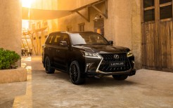 Lexus LX 570 S Black Edition 2020 5K 2