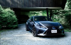 Lexus RC 350 F SPORT Emotional Ash 2021 4K