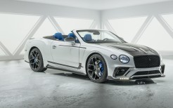 Mansory Bentley Continental GT Convertible 4K