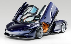 McLaren Speedtail 2021 4K 2