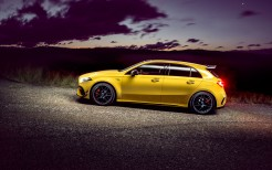 Mercedes-AMG A 45 S 4MATIC Aerodynamic Package 2020 4K 5