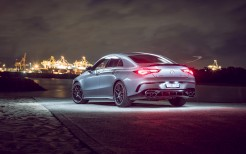 Mercedes-AMG CLA 45 S 4MATIC Aerodynamic Package 2020 4K 2