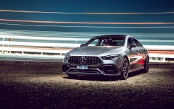 Mercedes-AMG CLA 45 S 4MATIC Aerodynamic Package 2020 4K 3