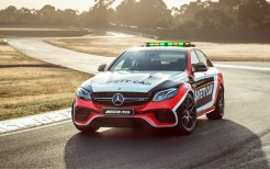Mercedes-AMG E 63 S 4MATIC Safety Car 4K