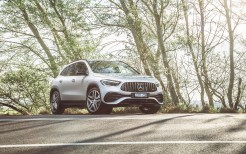 Mercedes-AMG GLA 35 4MATIC 2020 4K