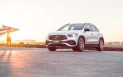 Mercedes-AMG GLA 35 4MATIC 2020 4K 2