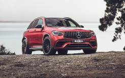 Mercedes-AMG GLC 63 S 4MATIC 2020