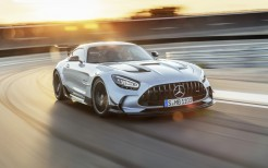Mercedes-AMG GT Black Series 2020 4K 8K