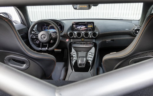 Mercedes-AMG GT Black Series 2020 Interior 5K