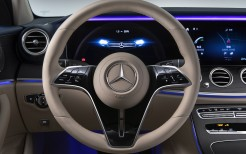 Mercedes-Benz E 350 L Exclusive Line 2020 5K Interior