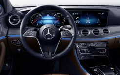 Mercedes-Benz E-Klasse Exclusive Line Worldwide 2020 5K Interior