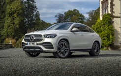 Mercedes-Benz GLE 400 d 4MATIC AMG Line Coupé 2020 4K