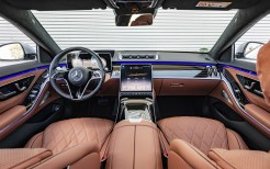 Mercedes-Benz S 400 d 4MATIC 2020 5K Interior