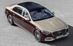 Mercedes-Maybach S 580 2021 4K 2