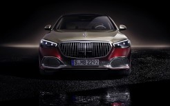 Mercedes-Maybach S 580 2021 5K 2
