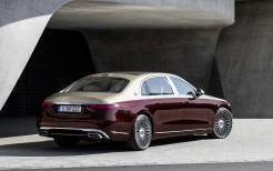 Mercedes-Maybach S 580 2021 5K 4
