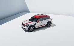 MINI John Cooper Works Countryman 2020 4K