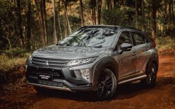 Mitsubishi Eclipse Cross Outdoor 2020 5K