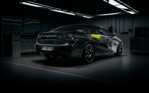 Peugeot 508 Peugeot Sport Engineered Prototype 2020 5K 2